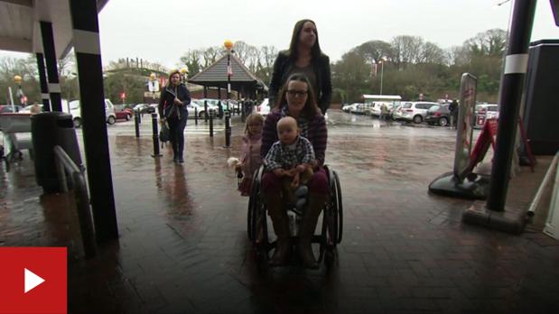 Screen shot of video