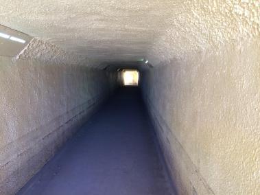 A Cement Corridor