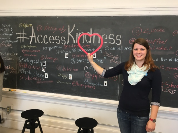 AccessKindness event